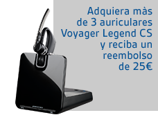 plan renove Legend CS de Plantronics