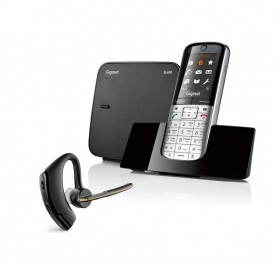 Telefono inalambrico SL 400 + Bluetooth Plantronics Vogager Legend  Bluetooth