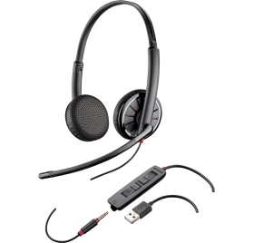 Plantronics Blackwire C325.1 - biaural