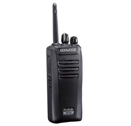 Walkie Kenwood TK-3401D de uso libre digital PMR446 UHF